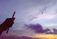 volar papagayos
