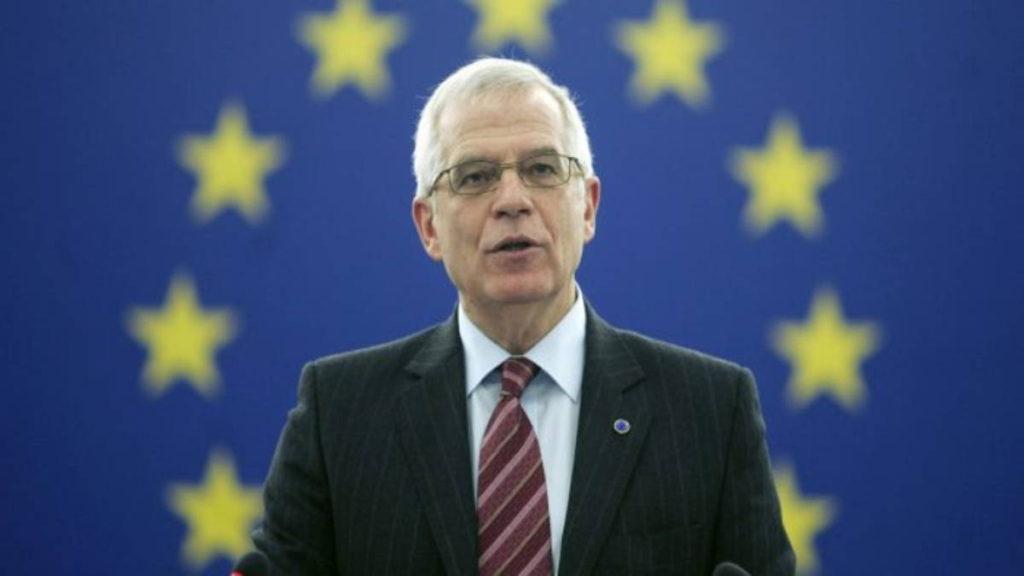 """Borrell afirma que no hay """"fecha fija"""" para negociaciones en Venezuela"""