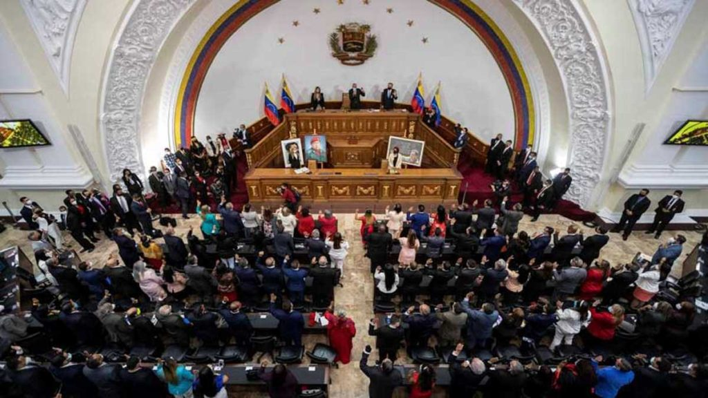 Asamblea Nacional designó comisión de postulación de nuevo CNE
