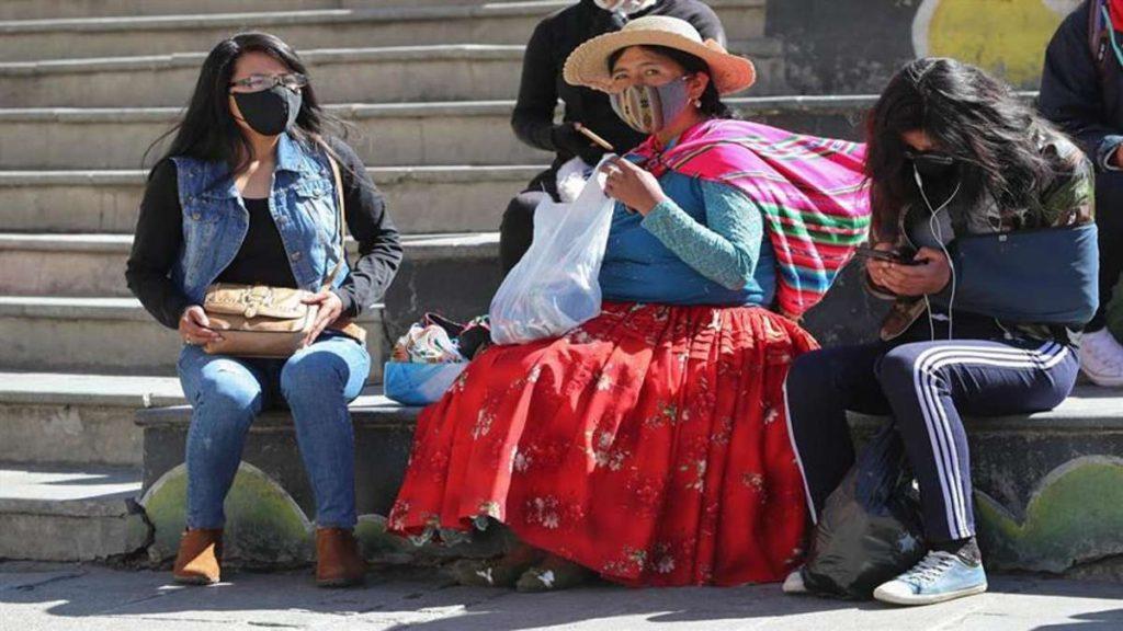 Segunda ola de covid-19 en Bolivia