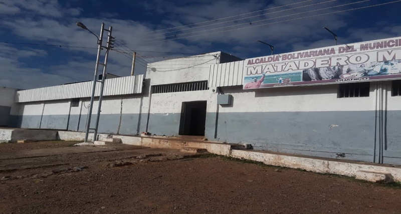 Altagracia de orituco - matadero municipal