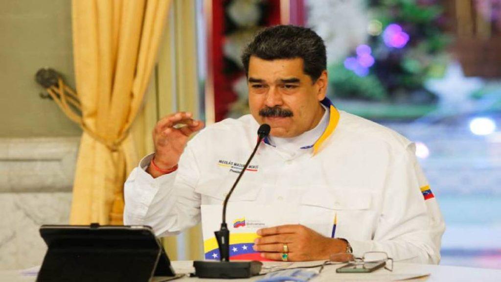 Maduro asegura vacunación masiva para primer trimestre del año