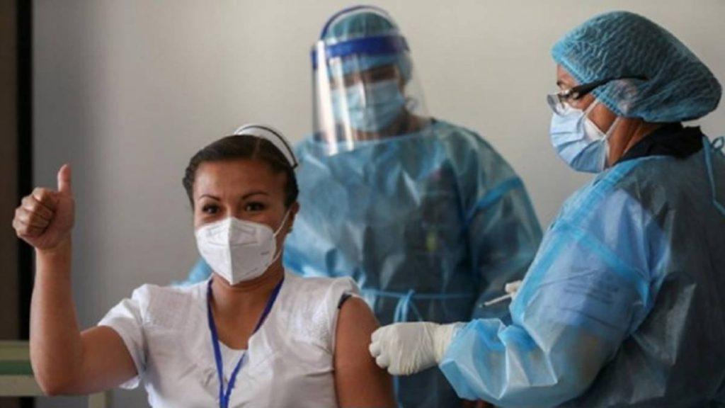 Vacunación en Ecuador