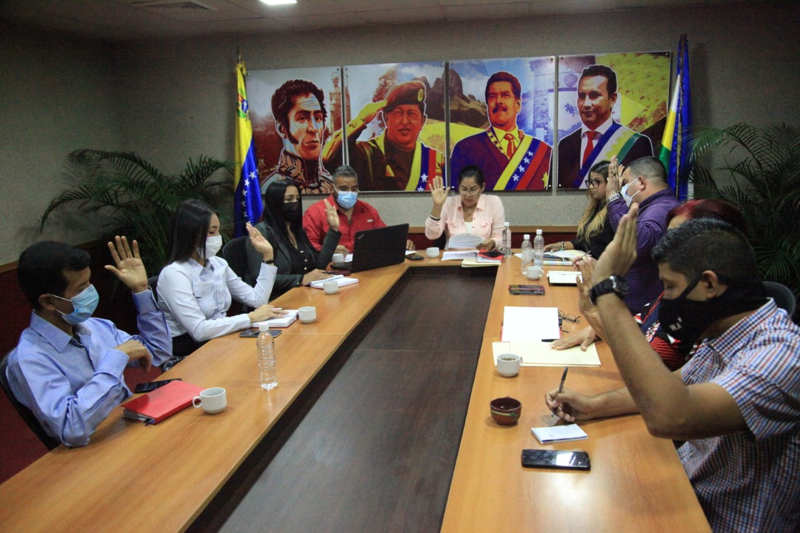 consejo legislativo de guárico