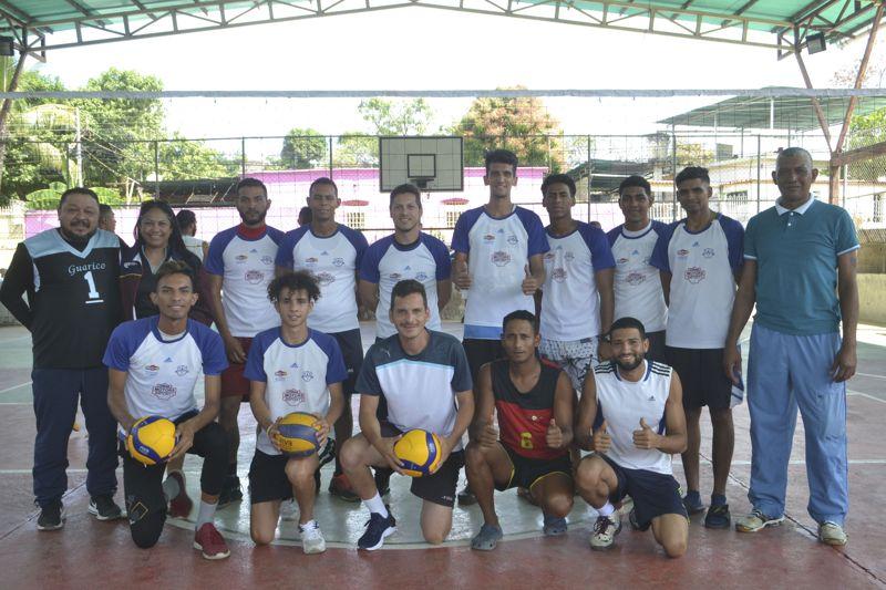 halcones de san juan - voleibol