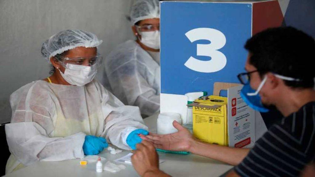 En Brasil se han detectado 204 casos con variantes de la covid-19