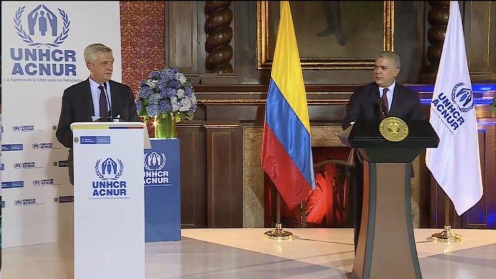 Duque aprobó Estatuto de Protección para migrantes venezolanos
