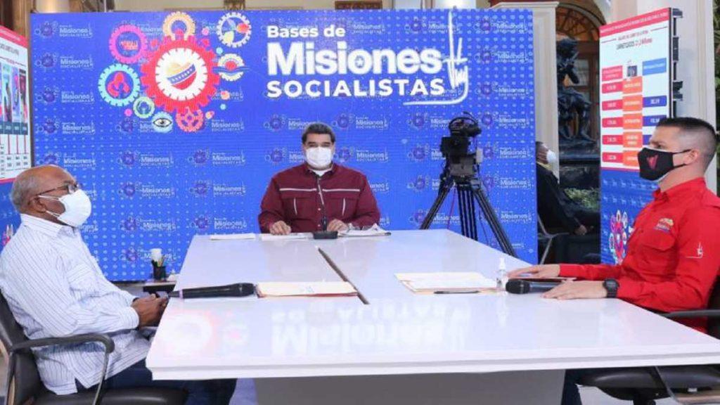 Maduro anuncia cuándo llegan las primeras vacunas anticovid al país