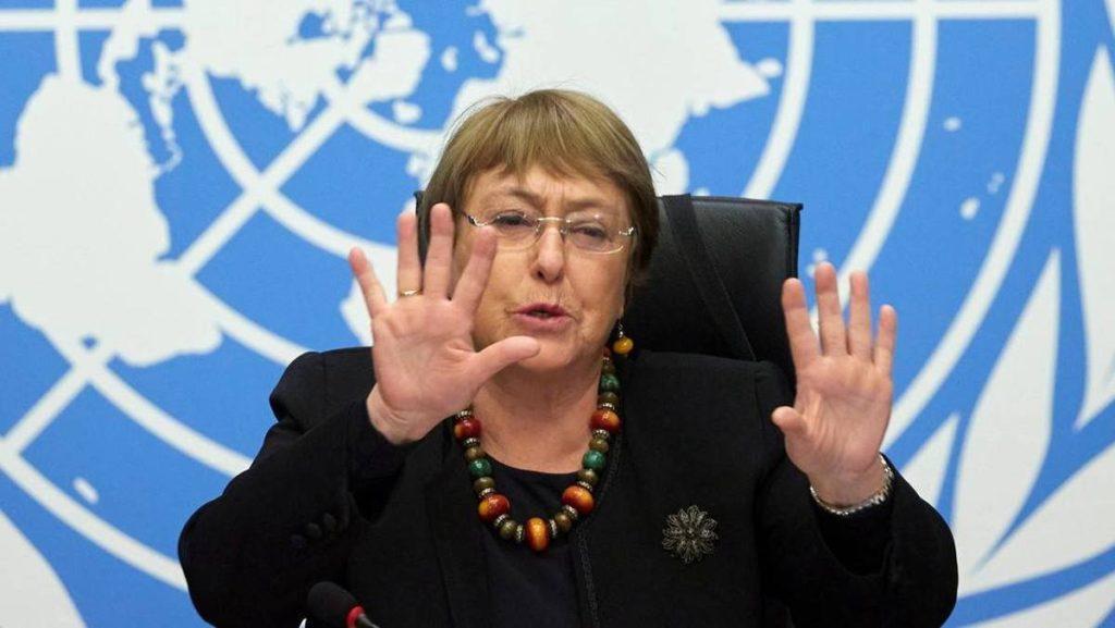 Bachelet criticó militarización de las fronteras en Chile, Ecuador y Perú