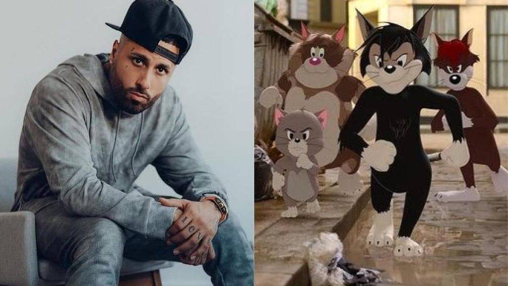 Nicky Jam tiene un papel en Tom y Jerry