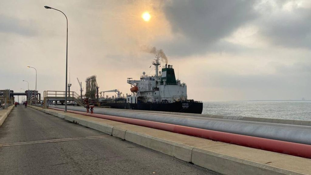EEUU autoriza ciertas transacciones para operaciones de puertos y aeropuertos en Venezuela