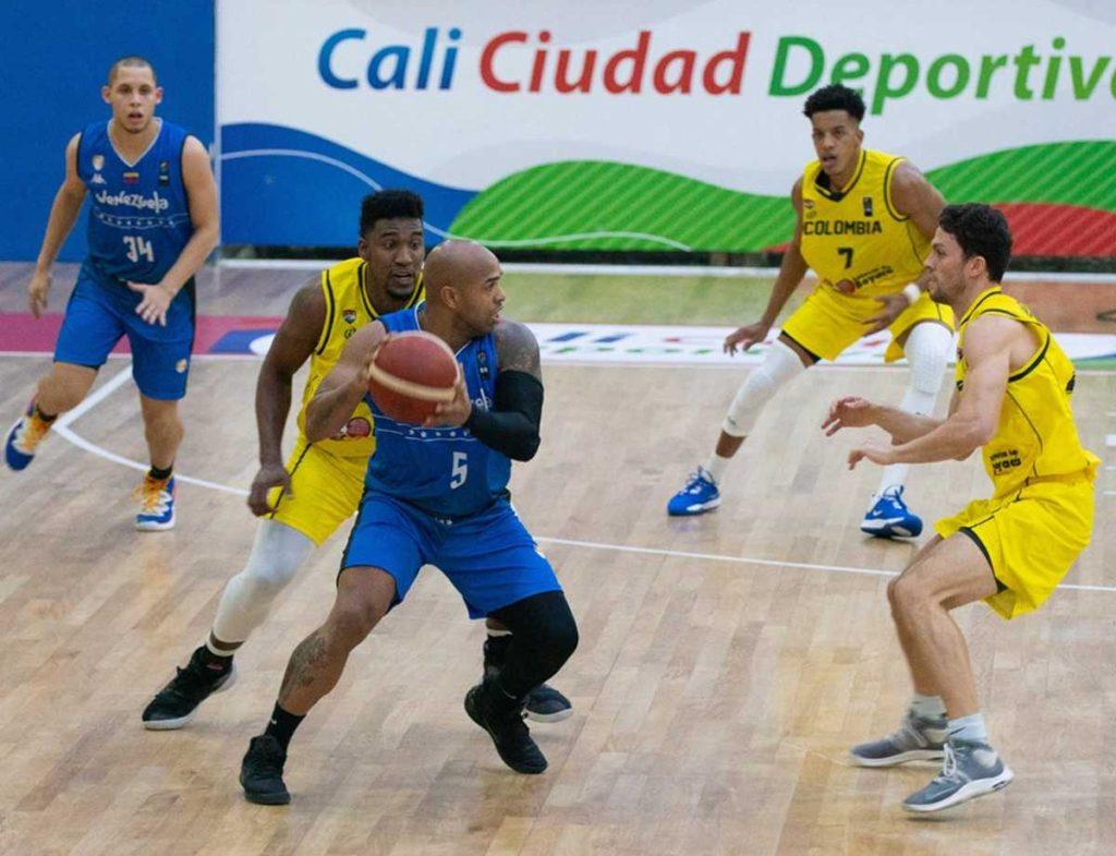 Vinotinto de las alturas selló su boleto a la FIBA AmeriCup 2022