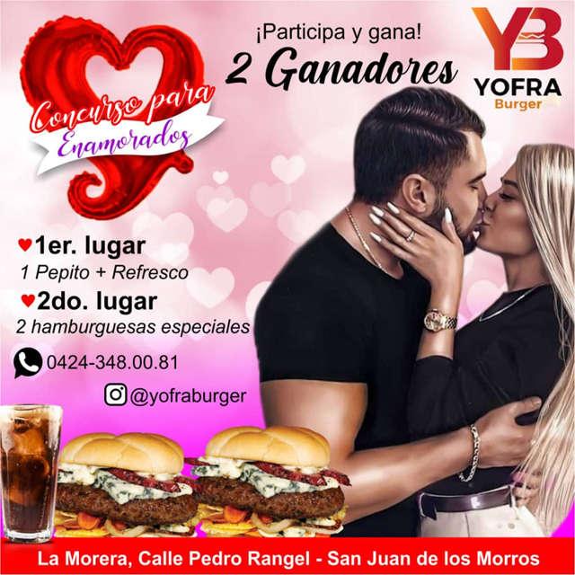 yofra burger