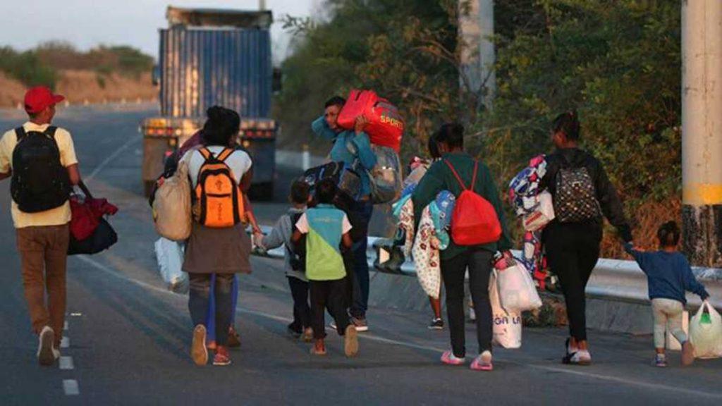 Flujo migratorio venezolano