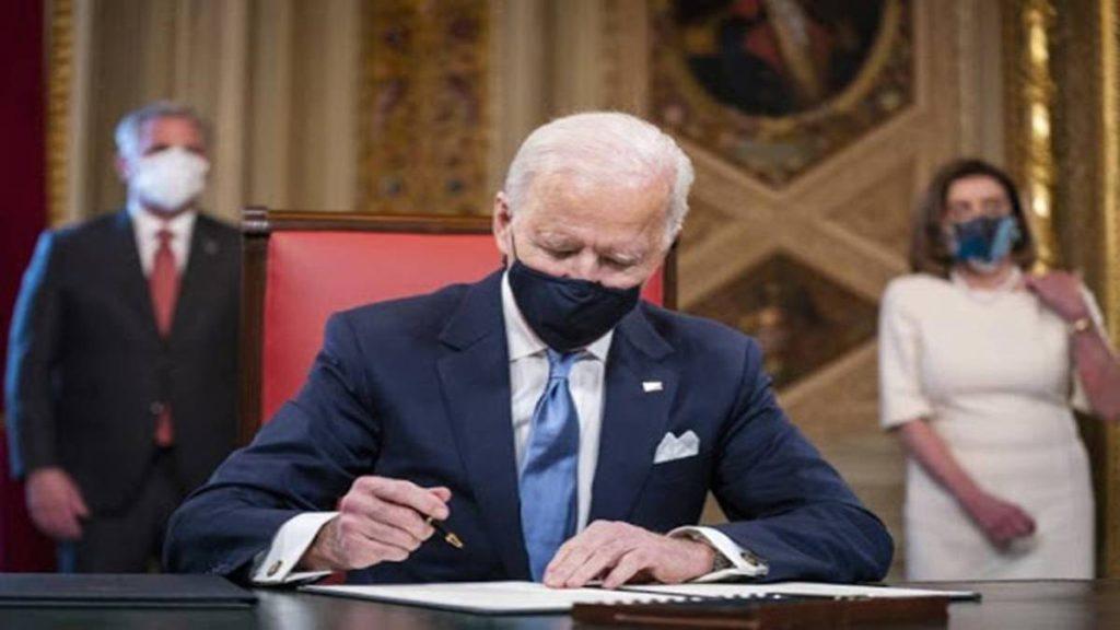"Biden extendió decreto que declara a Venezuela ""amenaza"" para EEUU"