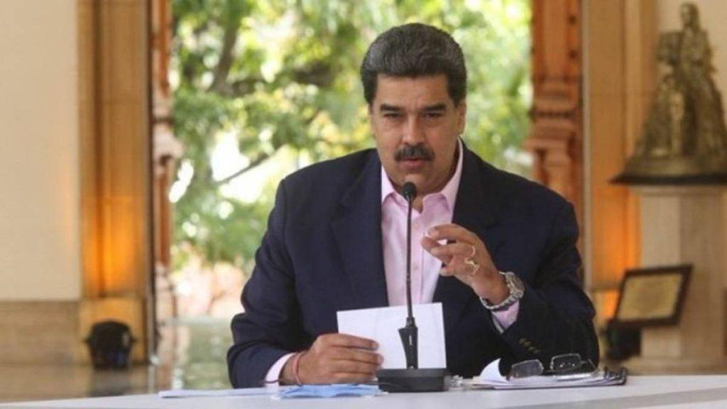 Maduro espera lograr vacunación del 70% de los venezolanos en agosto