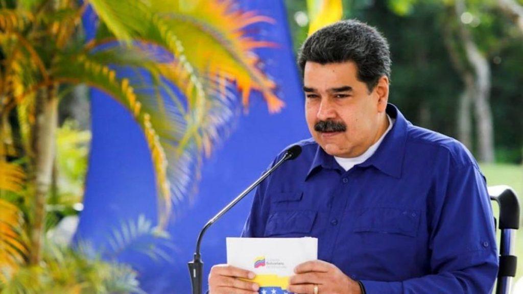 Facebook bloqueó la cuenta de Maduro