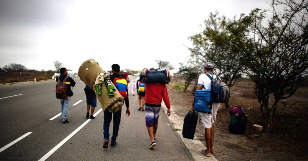Otra venezolana murió mientras cruzaba frontera entre Chile y Bolivia