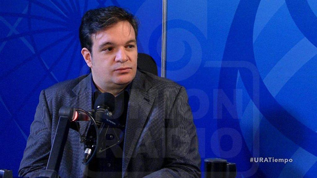 Ricardo Cussano, presidente de Fedecámaras