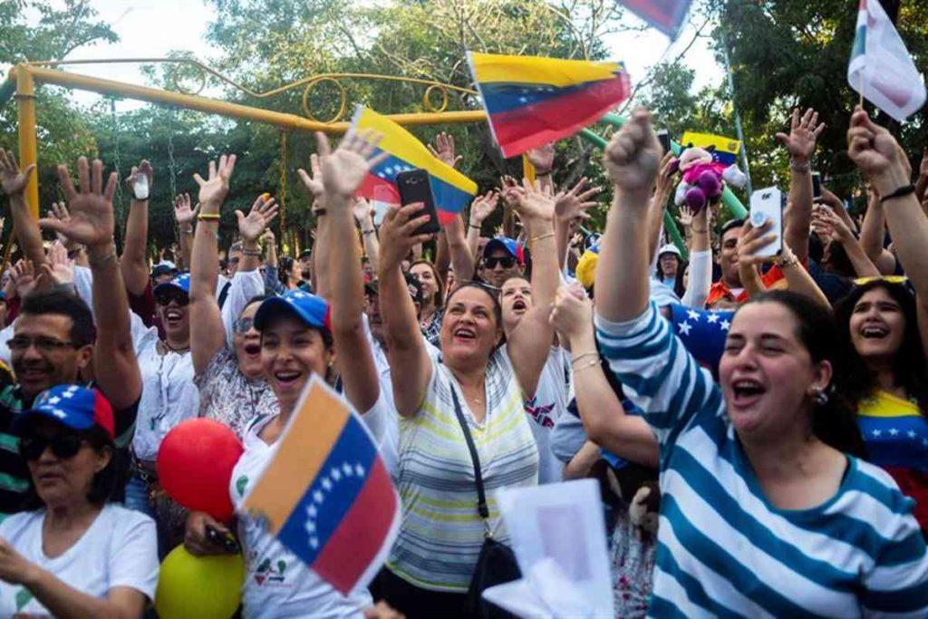 Venezolanos en Dominicana