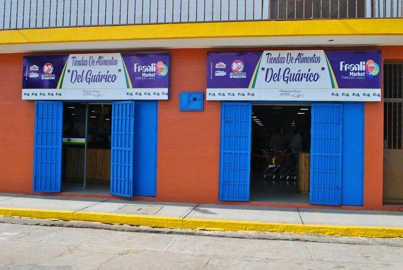 tienda de alimentos  - guárico  - El Sombrero