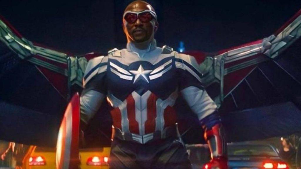 Cuarta película del Capitán América