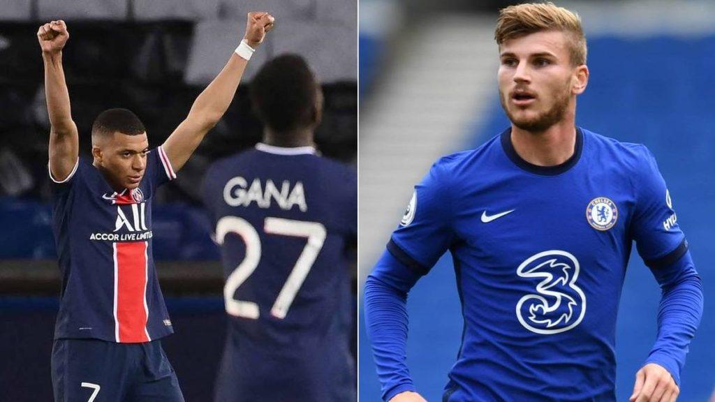 PSG y Chelsea