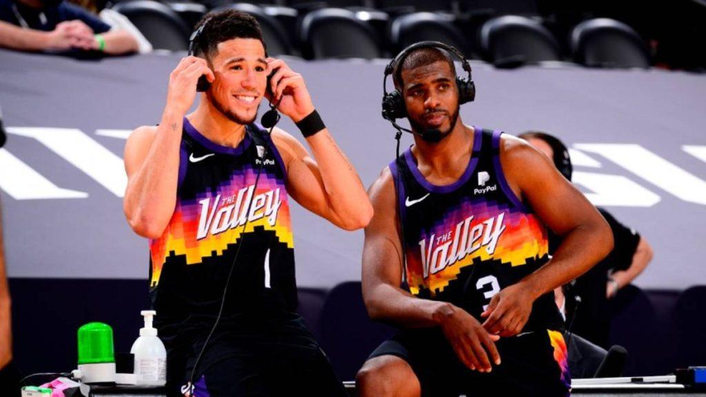 Chris Paul mete a los Phoenix Suns a playoffs de la NBA