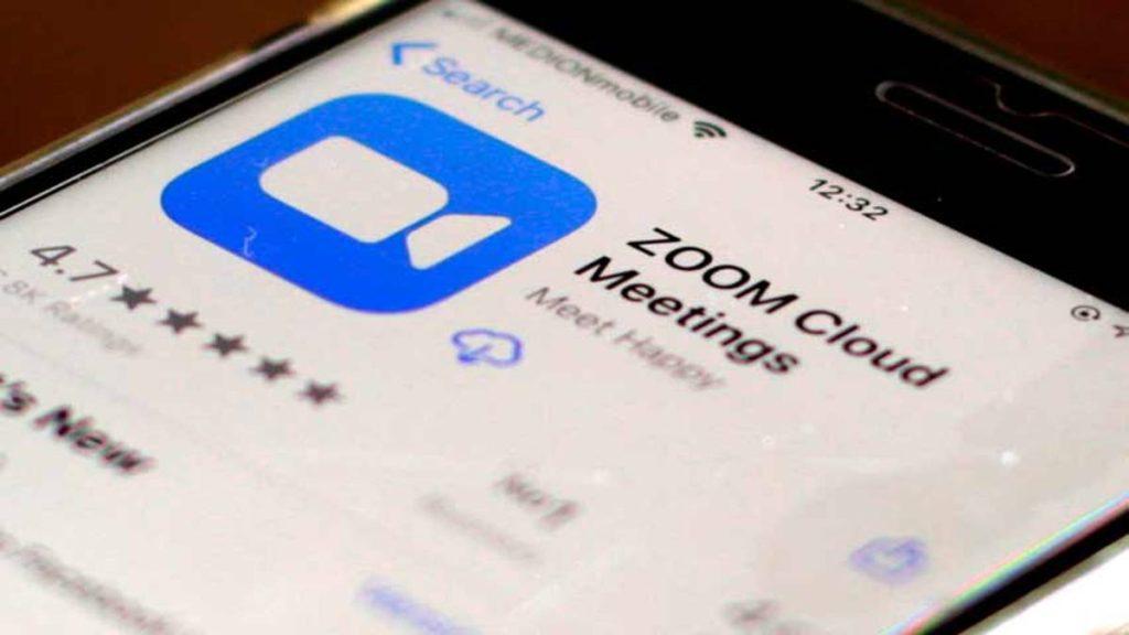 Zoom amenaza el liderazgo de WhatsApp