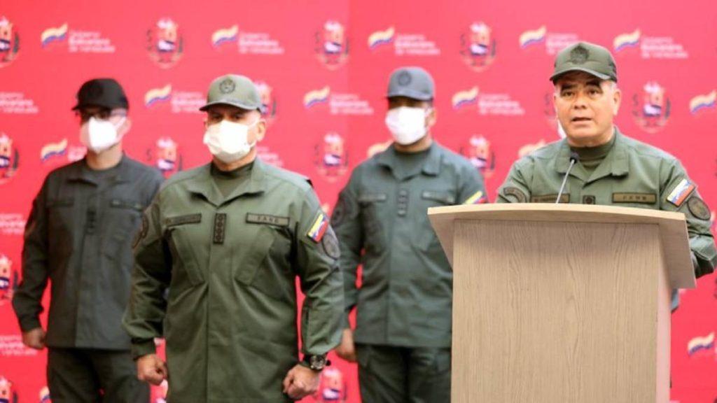 MinDefensa confirmó secuestro de 8 militares en frontera de Apure