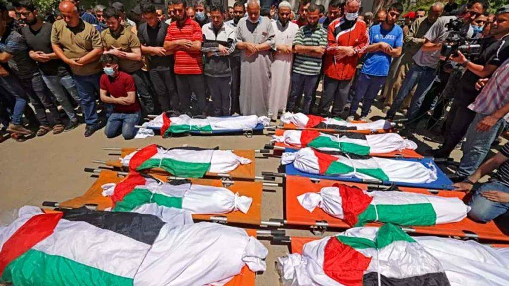 40 niños y 20 mujeres han muerto en Gaza tras escalada con Israel