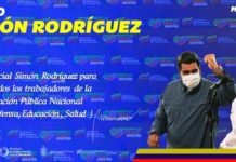 Simón Rodríguez mayo