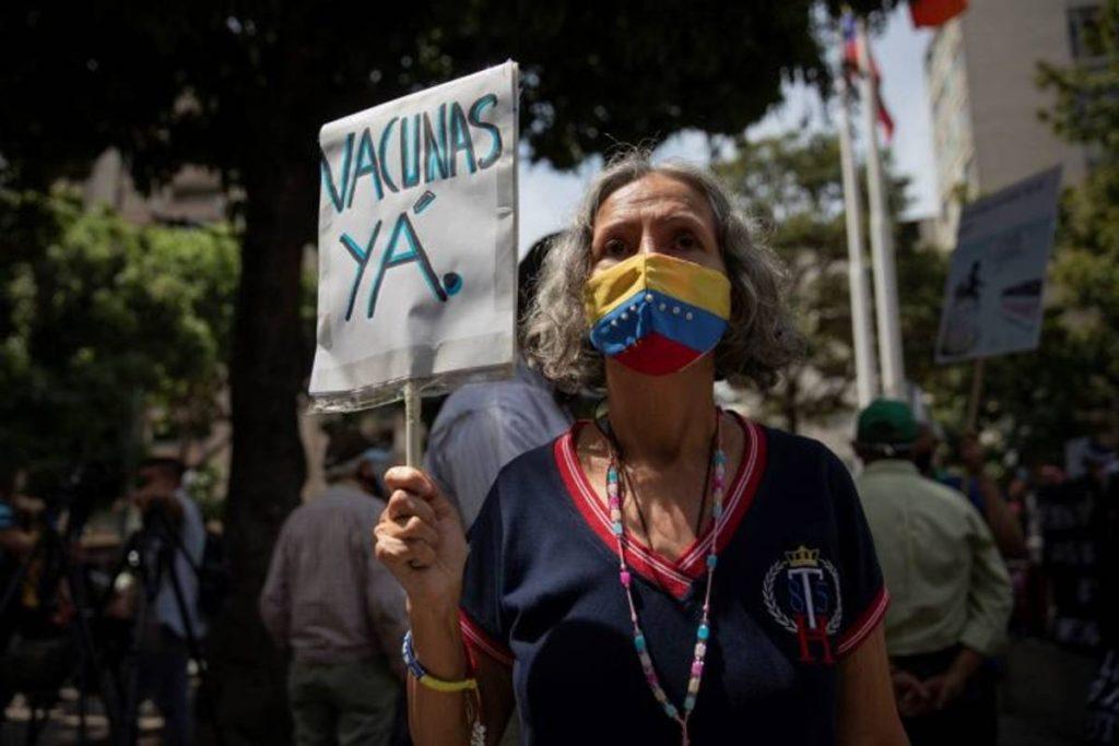 Academia Nacional de Medicina pidió donación de vacunas para Venezuela