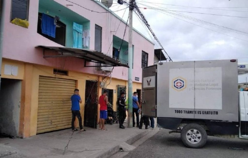 Venezolano en Ecuador
